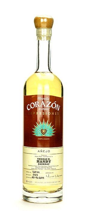 Expresiones Corazon Thomas H. Handy Anejo Tequila