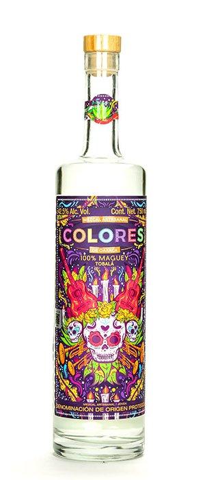 Mezcal Colores Tóbala
