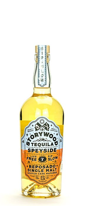 Storywood Tequila Speyside 7 Tequila