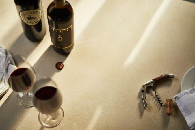 Super-Tuscan wines