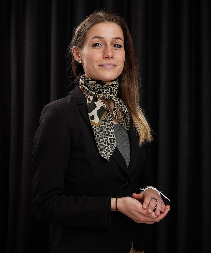 sommelier Melania Battiston