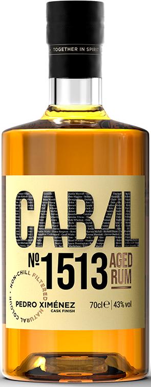 Cabal Rum, No.1513