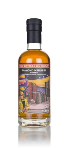 That Boutique-y Rum Company, Diamond Distillery 18-Year-Old, Guyana
