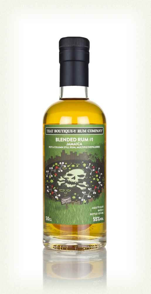 That Boutique-y Rum Company, Blended Rum #1, Jamaica