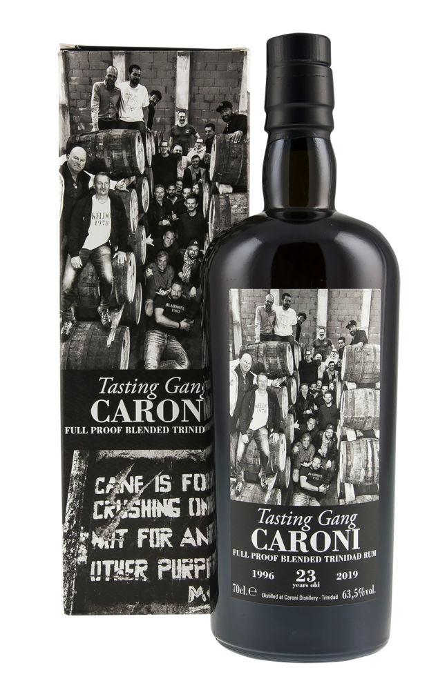 Caroni, Tasting Gang 1996, Trinidad Rum