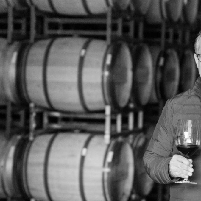 Winemaker Daniel Daou