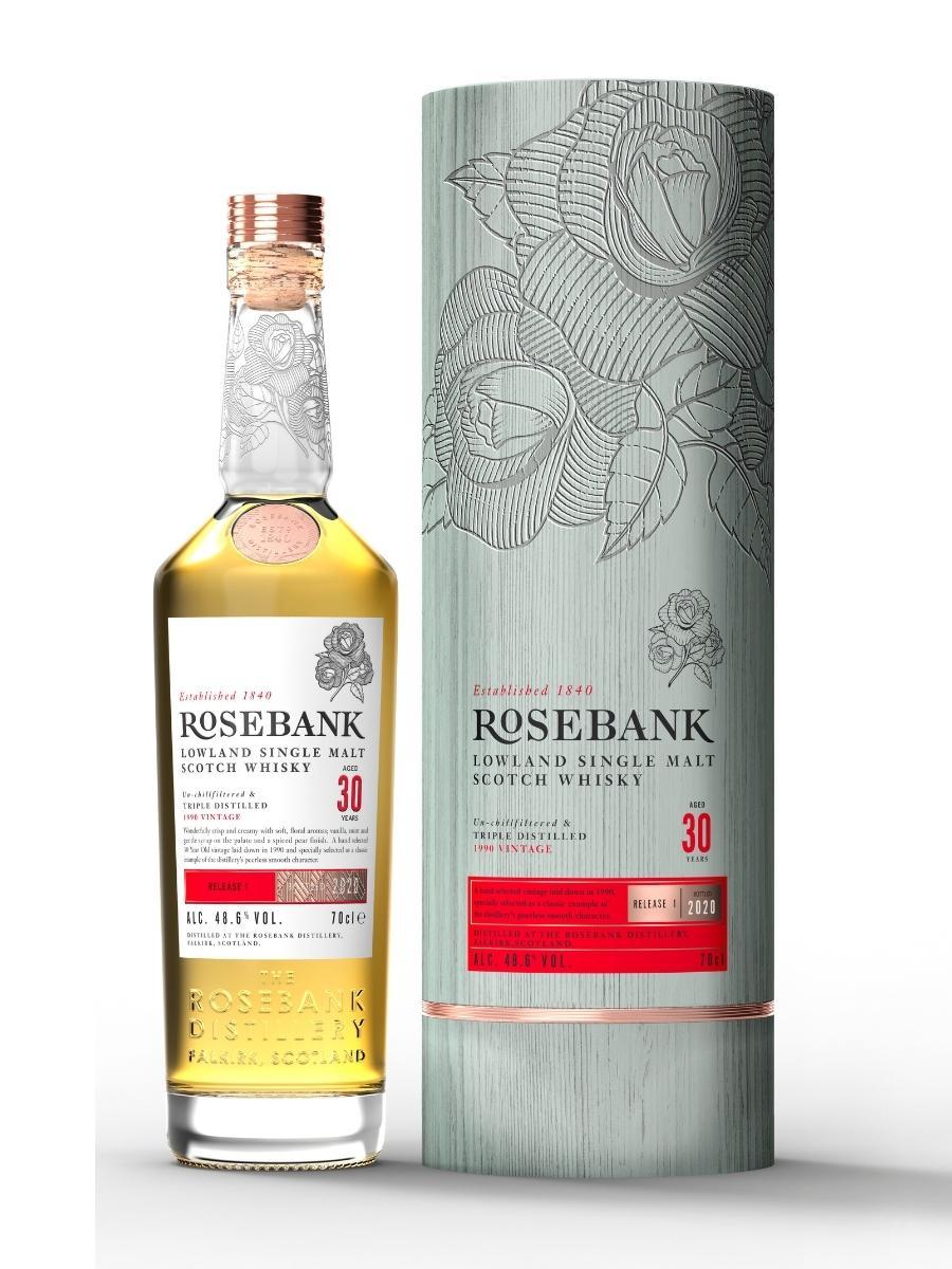 Release 1, 30 Year Old (distillery release)