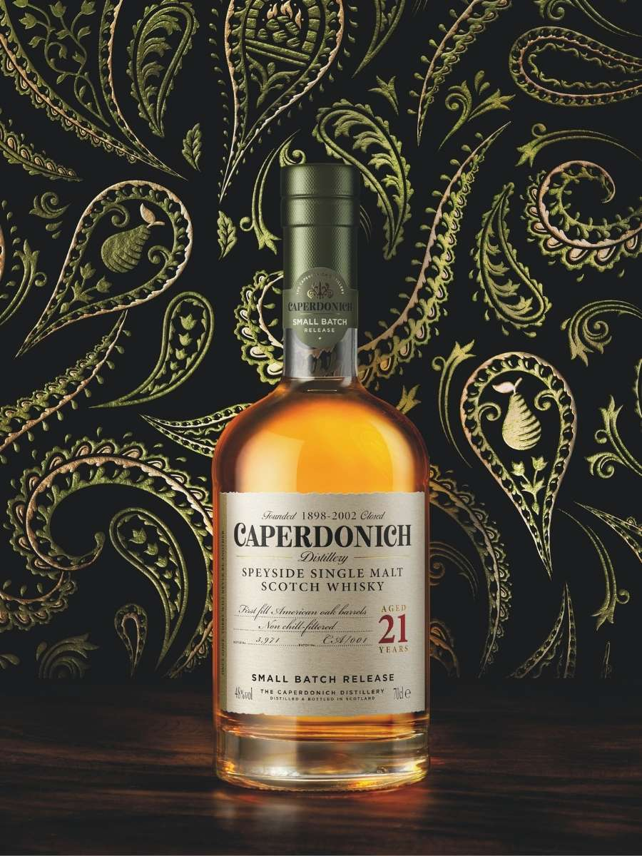 Unpeated 21 Year Old (distillery release)