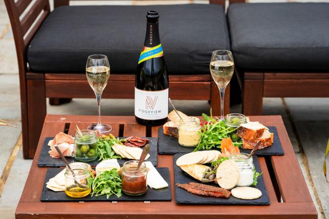 Wine and Delicacies Ridgeview