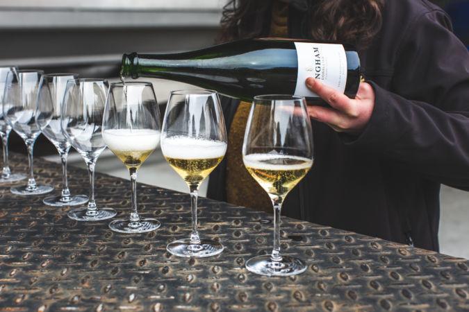 Wine Tasting Langham Dorset