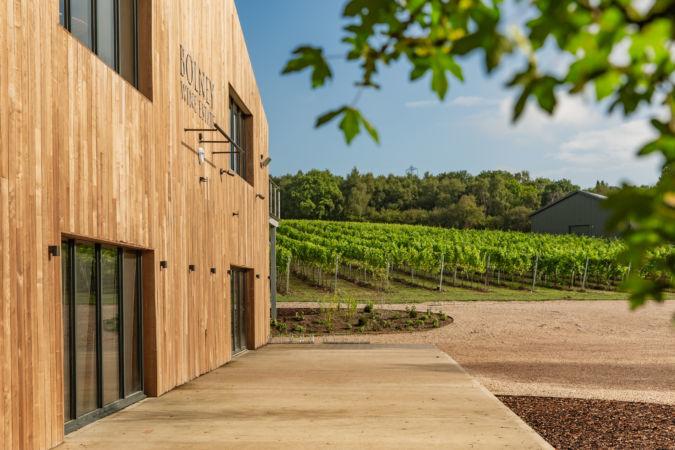 Bolney Vineyard East Sussex