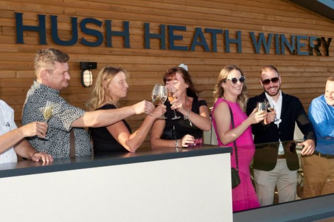 Hush Heath English Vineyard