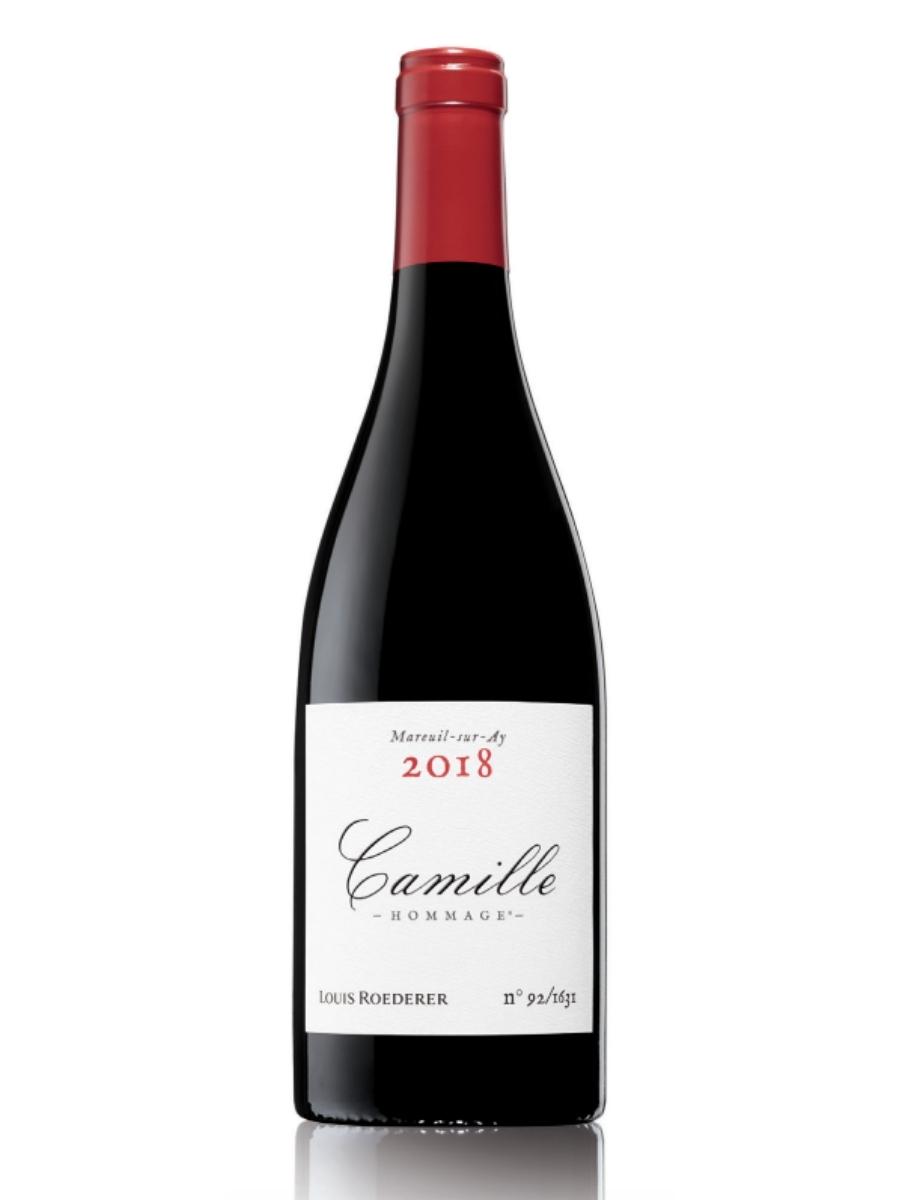 Camille Charmont, Coteaux Champenois
