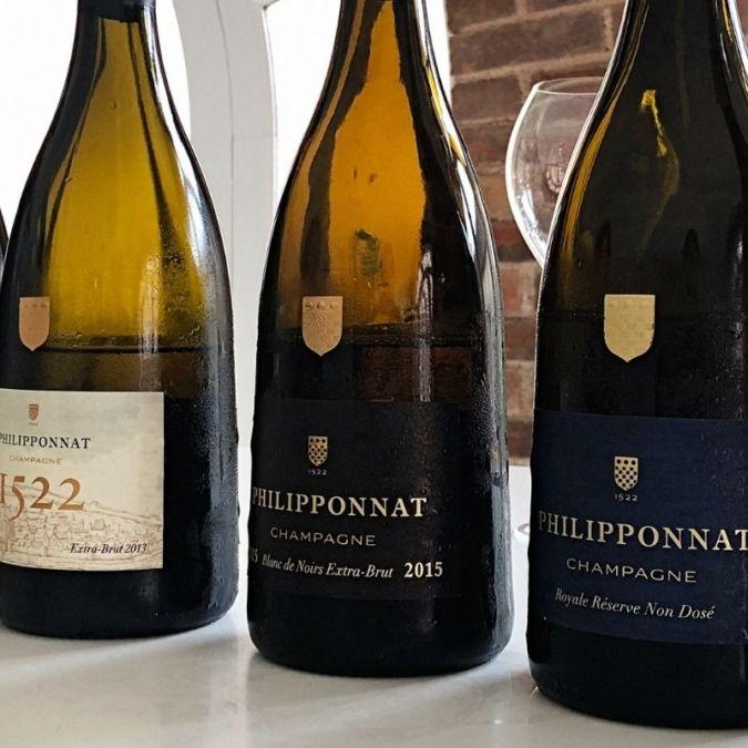 Philipponnat Champagne Bottles