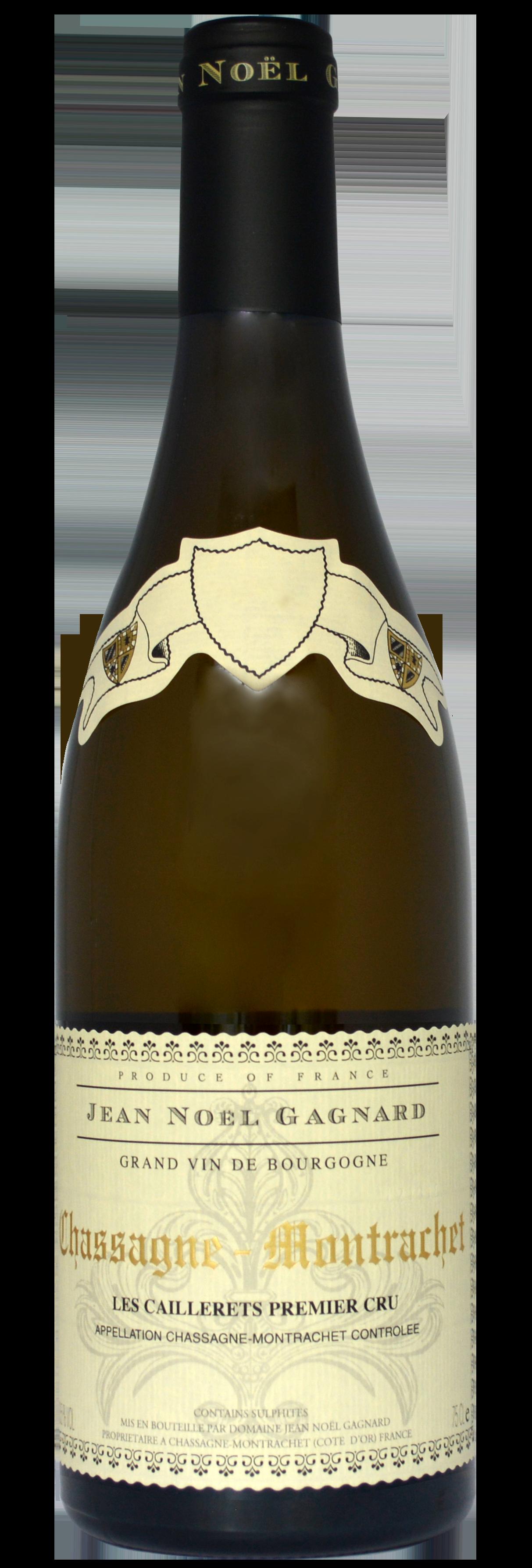 Chassagne-Montrachet, 1er Cru Les Caillerets