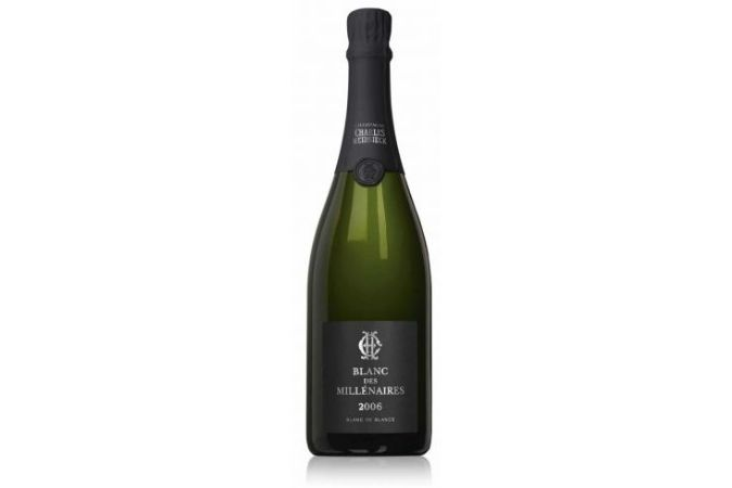 Charles Heidsieck Blanc des Millenaires 2006 Vintage Champagne