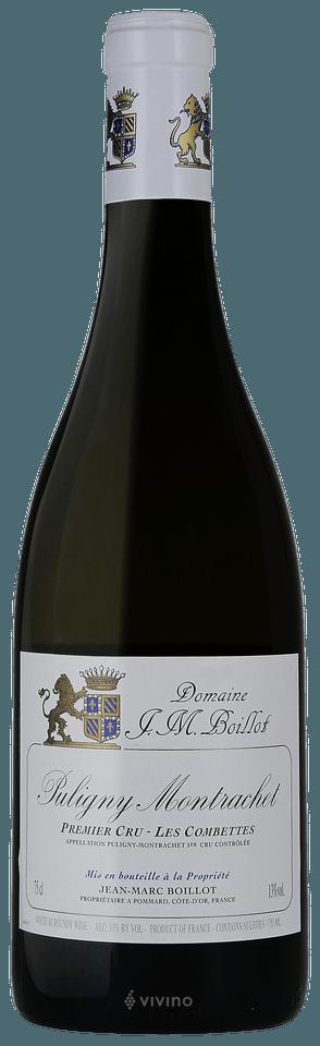 Puligny-Montrachet, 1er Cru Les Combettes
