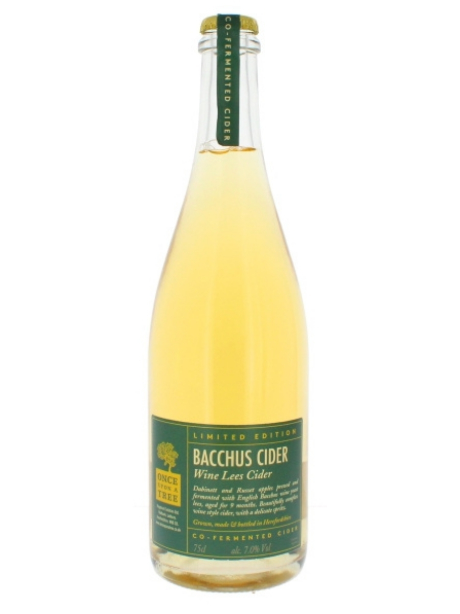 Once Upon A Tree Bacchus Cider
