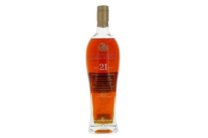 IWSC Blended Scotch Whisky trophy winner
