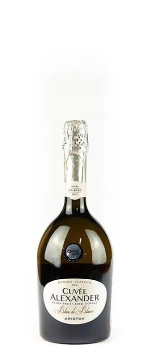 Aristov Cuvée Alexander Blanc de Blanc Extra Brut