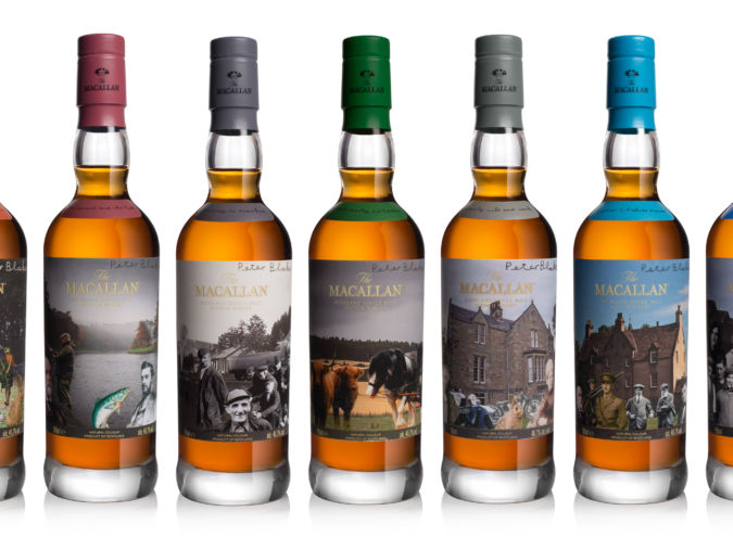 The Macallan Anecdotes of Ages Collection