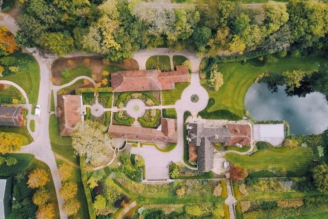 Estate aerial