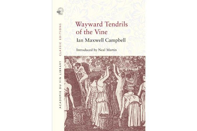 wayward tendrils of the vine book cover