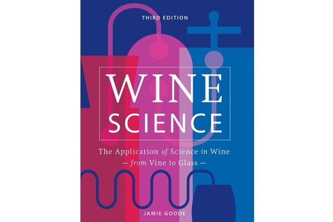 wine science book cover