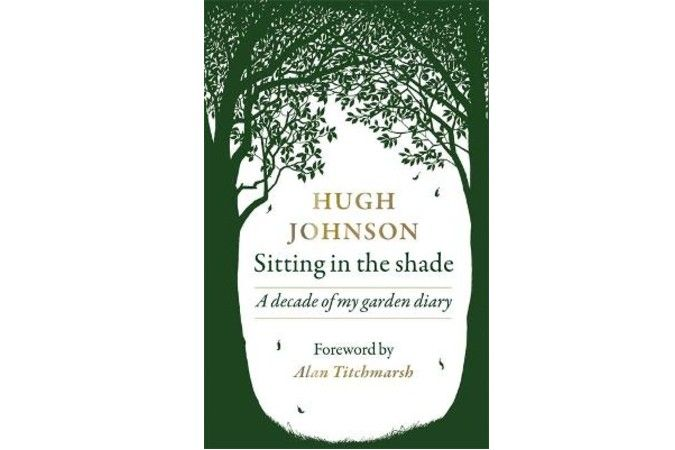 Sitting in the shade book cover