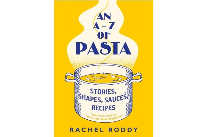 An A-Z of Pasta book cover