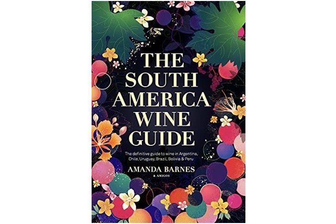 south america wine guide book cover