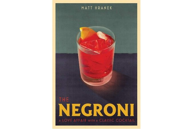 The Negroni book cover