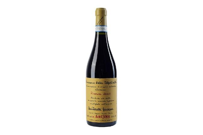 Quintarelli Amarone riserva