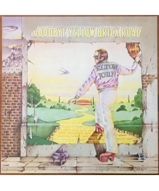 Goodbye Yellow Brick Road – Hendrick's