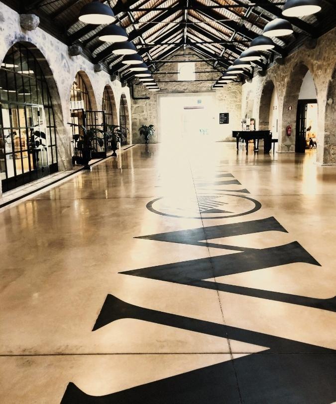 WOW corridor