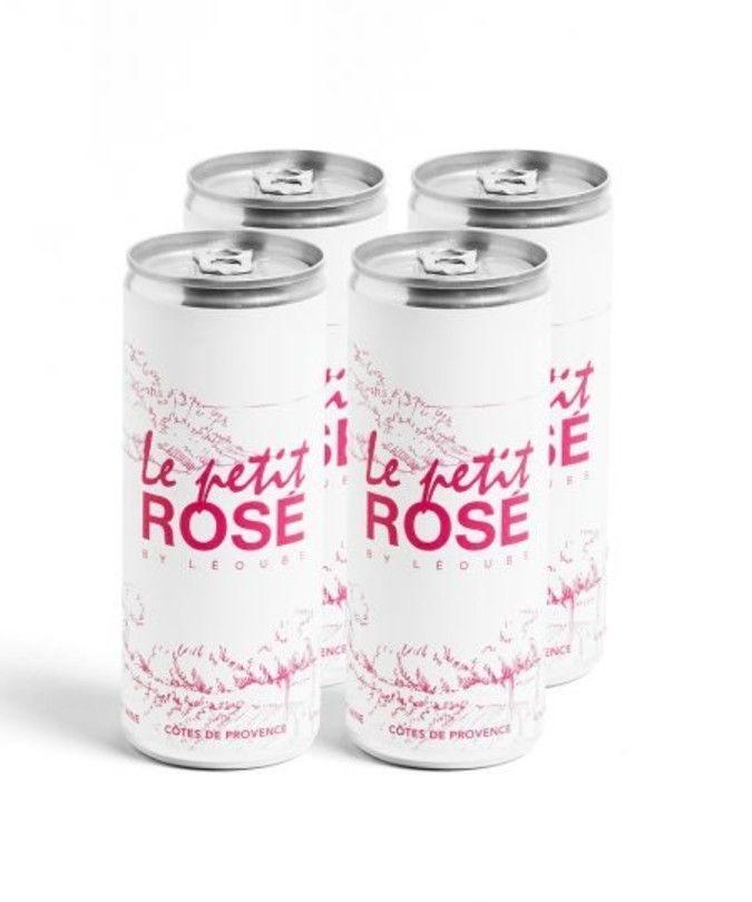 leoube petit rose cans