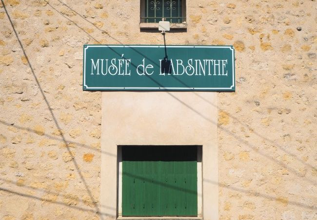 Absinthe museum