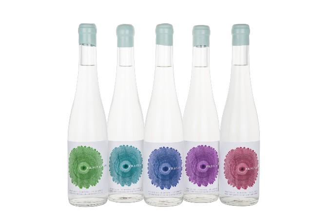 Audemus fractal bottle range
