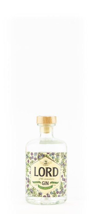 Lord Of The Mountains Gin