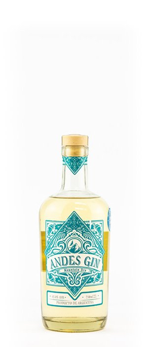 Andes Gin – Mountain Dry