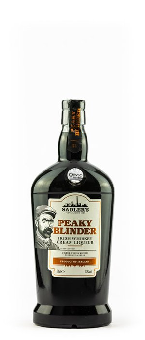 Peaky Blinder Irish Whiskey Liqueur