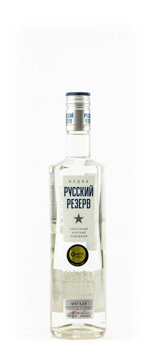 Russian Reserve Soft Vodka