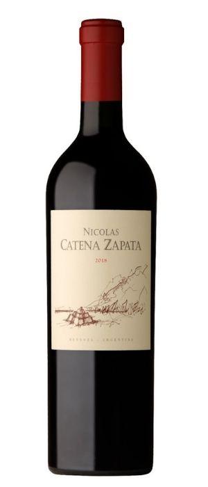 Catena Zapata, Nicolás Catena Zapata
