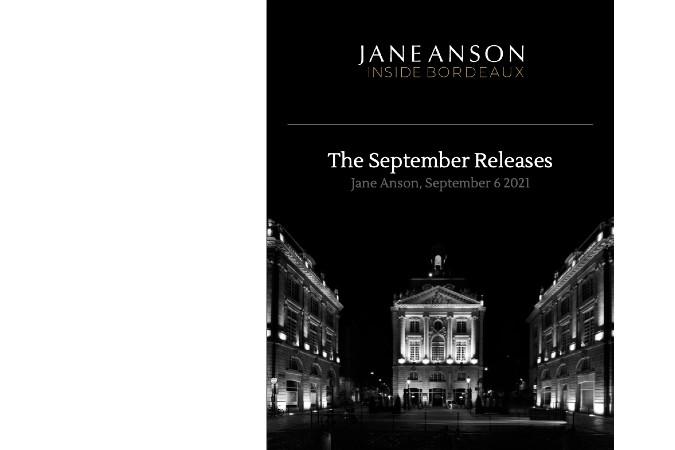 Jane Anson september releases