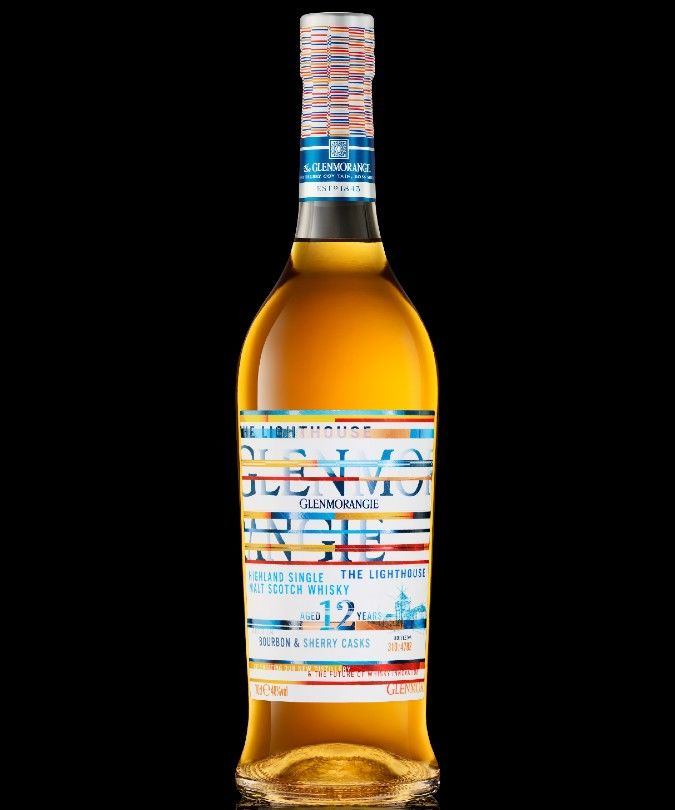 Glenmorangie Lighthouse bottle