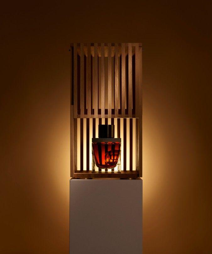 david adjaye pavilion and decanter for gordon & macpahail