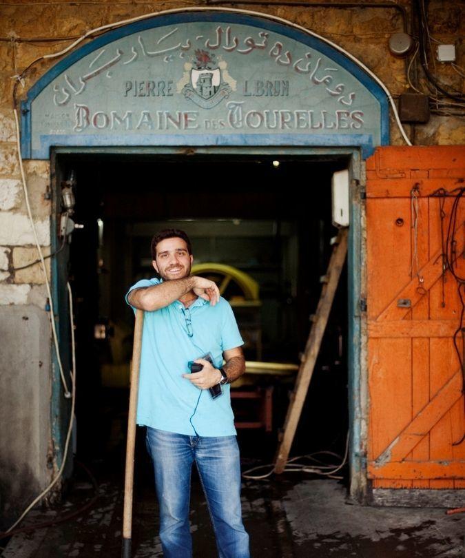Faouzi Issa winery – Lebanon