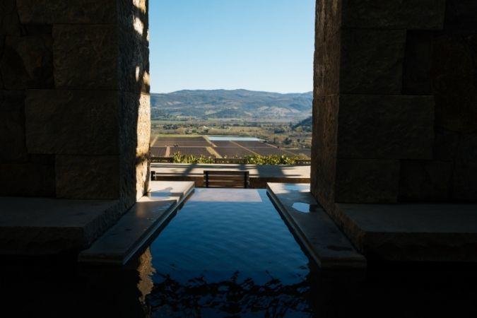 Harlan Estate winery