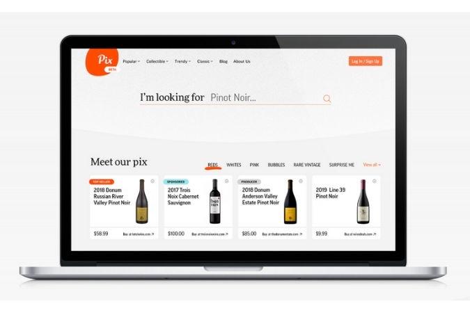 Pix – wine tech