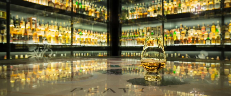 inside the scotch whisky experience edinburgh